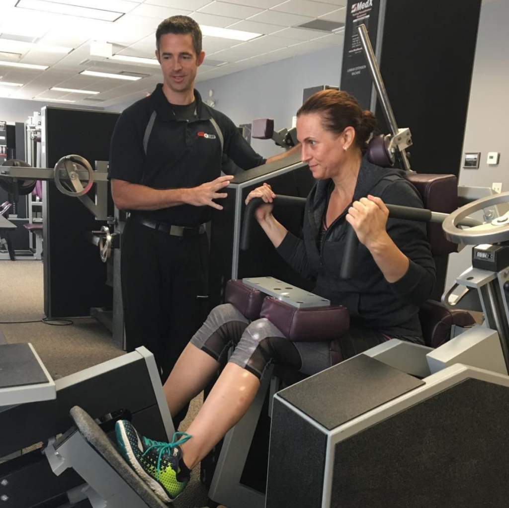 personal training fit 4 life physical therapy